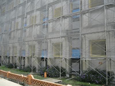 工程案例-制震壁安裝1