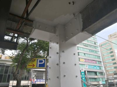 工程案例-鋼板補強工程1