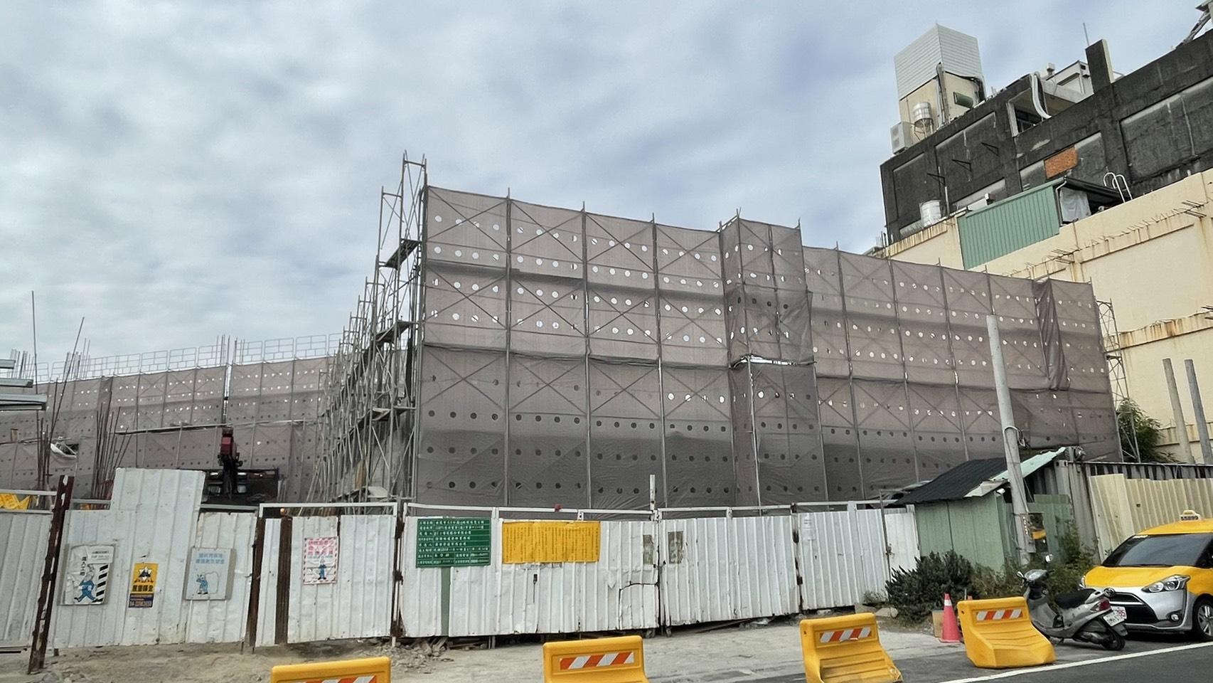南投牛運掘段新建工程